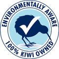 Star Business Print is Environmentally Aware and 100% Kiwi Owned